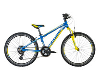 Cube Kid 240 race blue \'n\' yellow
